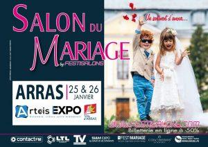 Salon du mriage, Artois EXPO, Arras