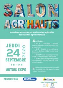 Salon Agr'Hauts, Artois EXPO, Arras